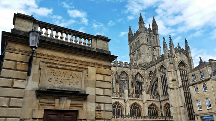 Weekend in Bath (english version)