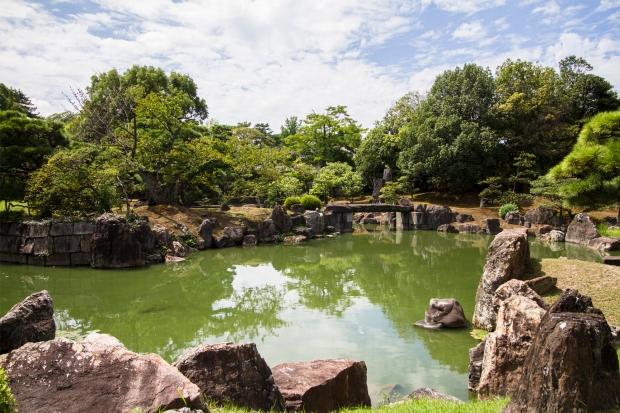 NijoCastle_Garden