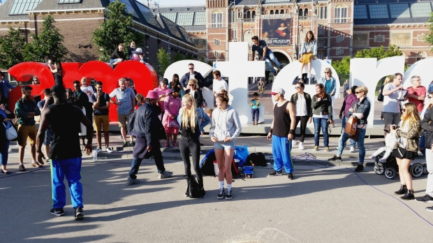 i-amsterdam-sign